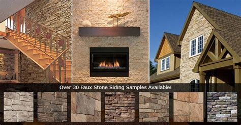 Vinyl Cedar Shake Siding Home Depot Faux Stone Panels Vs Alternative Siding Options Wall