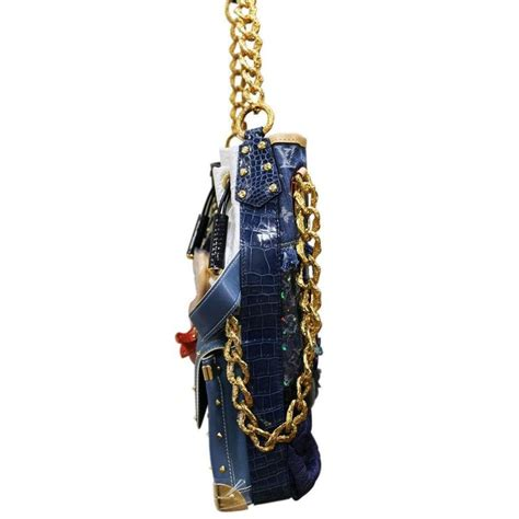 Louis Vuitton Tribute Patchwork Bag - louis vuitton limited edition patchwork tribute collector