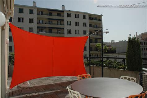 Brise Vue En Toile Pour Terrasse by Brise Vue Exonido En Toile Extensible Pour Abriter Cette