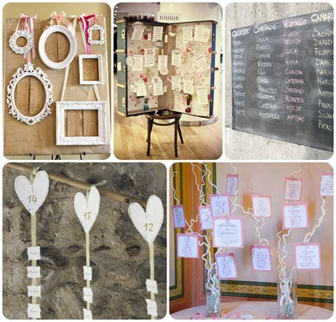 posti a tavola assegnare i posti tableau de mariage e servizio biglietti