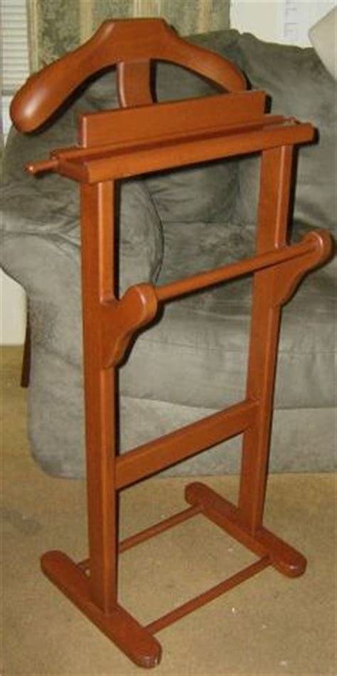 valet chair mens suit hangers executive butler stand