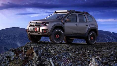 Jok Mobil Road Renault Duster Terinspirasi Dari Mobil Road