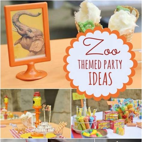 zoo themed birthday party games a terrific zoo themed boy s birthday party spaceships