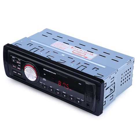 Audio Usb Mp3 Player 1 din auto audio stereo mp3 player support fm sd aux usb interface for universal car in dash