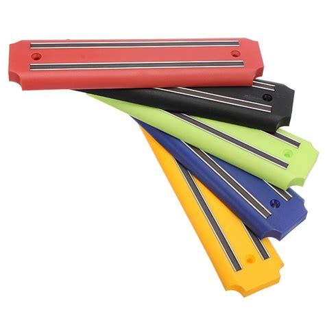 Magnetic Strips For Kitchen Knives Wall Mount Magnetic Knife Storage Holder Rack Kitchen Tool