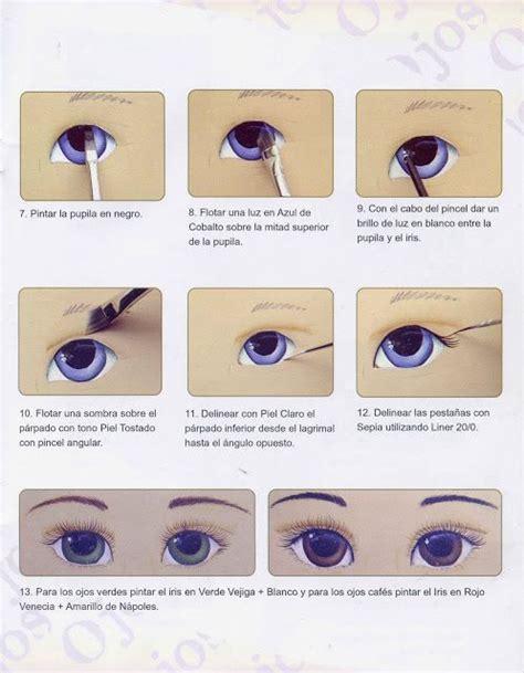 imagenes de ojos para muñecas de trapo las 25 mejores ideas sobre ojos de mu 241 eca en pinterest