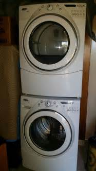 Kenmore Pedestal Washer And Dryers Large Stackable Washer And Dryer