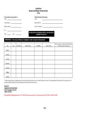 Sss Mat 2 Form by Gas Reimbursement Form Templates Fillable Printable