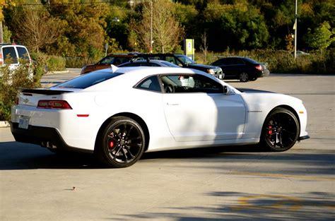 2014 camaro white 2014 summit white camaro 1le autos post