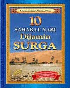 Dijamin Viser S 10 10 Sahabat Nabi Dijamin Surga Darul Ilmi Agency Makassar