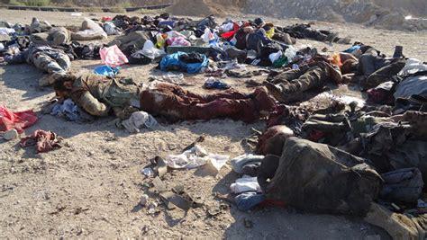 Syari Anes Syrian Troops Kill Scores Of Rebels In Ambush Cbs News