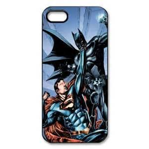 Casing Iphone 5 5s Superman L0141 superman vs batman casing iphone 5 5s 4 4s 5c samsung