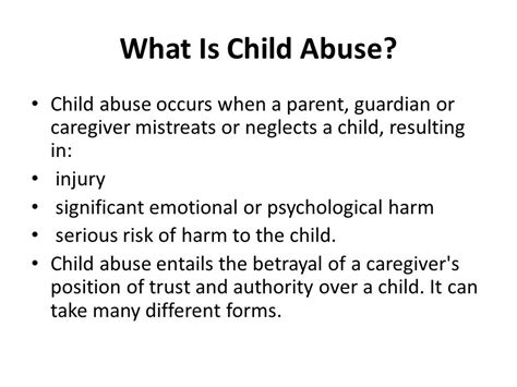 child abuse tile what is child abuse 2 child abuse and neglect ppt video online download