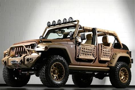 Ultimate Jeep Ultimate Jeep Wrangler Unlimited Ride