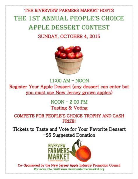 Dessert Flyer Template
