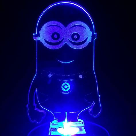 minion light cool n gift for room ebay