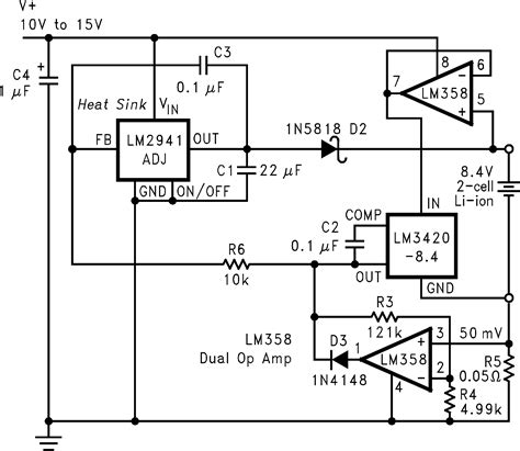 lm317t regulator 12 volt regulator circuit wiring diagrams
