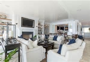california beach house with crisp white coastal interiors classic beach house with coastal interiors home bunch