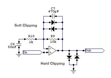 1n914 clipping diodes how to make your own distortion pedal sessionville
