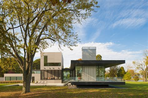 residential home designer tennessee tred avon river house robert m gurney architect archdaily
