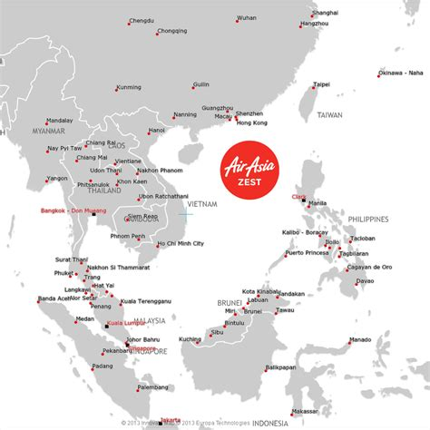 airasia route map air asia route map recent advances in preventive dentistry