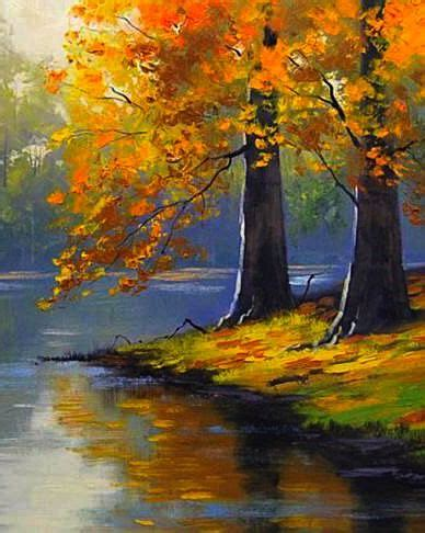 acrylic painting nature best 25 fall tree painting ideas on aspen