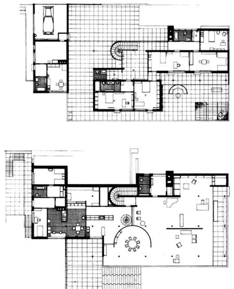 Maison Tugendhat Par Ludwig Mies Van Der Rohe Archi House Layout Crossword