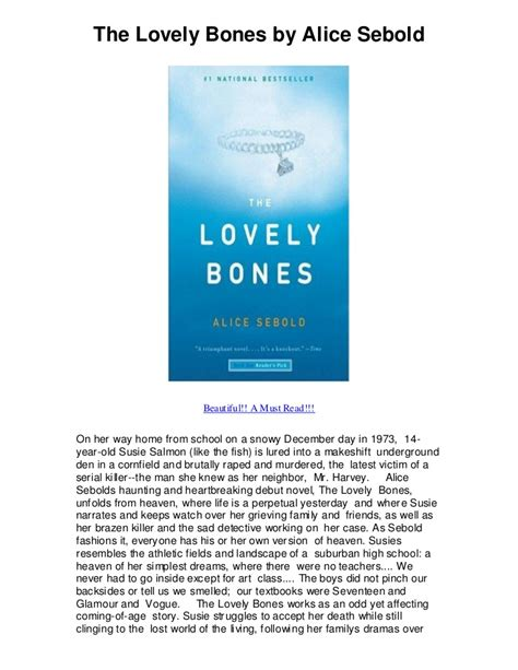 themes in lovely bones book essay topics lovely bones
