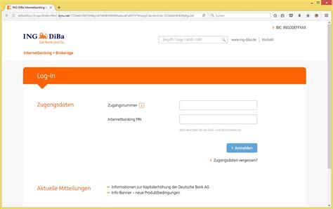 diba bank login zu ihrer sicherheit referenznummer ijy8rct7qjk ing