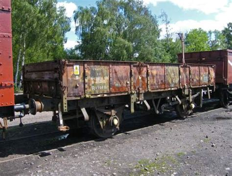 Sleeper Wagon by Br Db 991408 Ballast Sleeper Wagon Built 1959