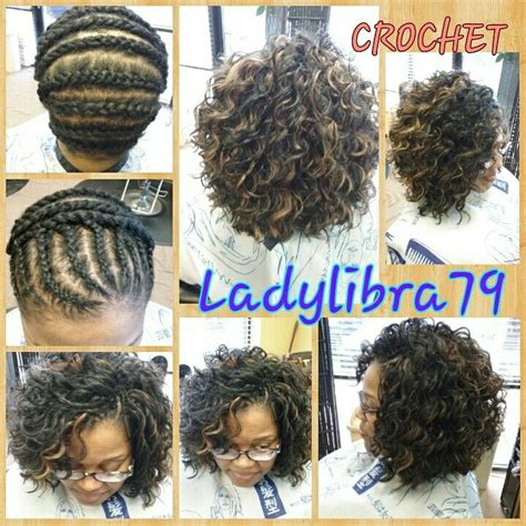 crochet braiding with cozy deep crochet braids freetress cozy deep only 2 packs used www
