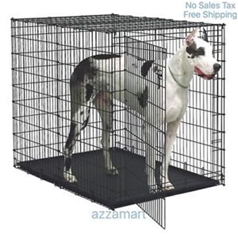 extra large dog houses for great danes xxl extra x large dog crate cage kennel for great dane giant extra large breed ebay