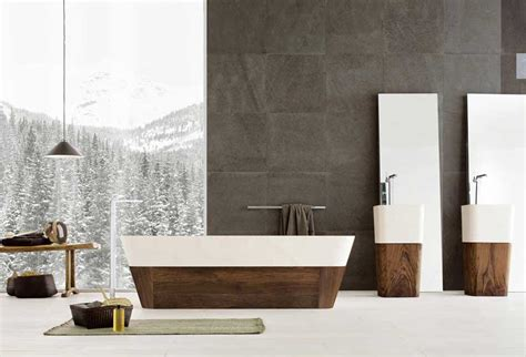 nice modern bathrooms nice bathrooms from neutra with wood elements and ice
