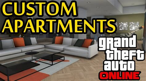 gta 5 appartments gta 5 online apartment customisation dlc leaked apartment upgrades and accessories