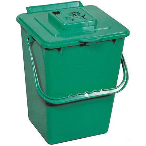 Kitchen Compost Pail eco kitchen compost pail with carbon filter green walmart