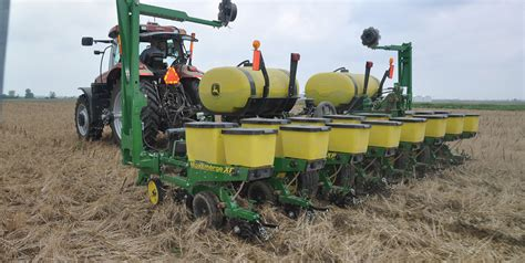 Till Planter by On Trial Finding The Best Closing Wheel For No Till