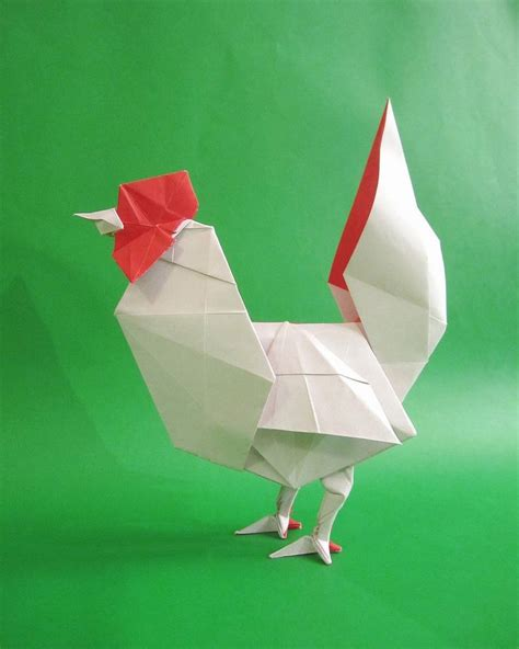 Origami Chicken Easy - 1604 best images about how to do origami on