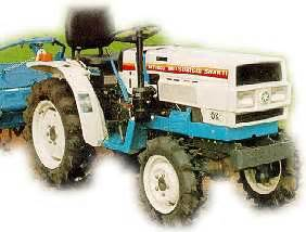 Mitsubishi Tractor Website Mitsubishi Shakti Mt180d Tractor Construction Plant