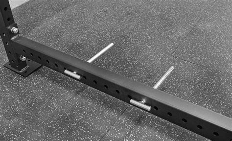 Power Rack With Band Pegs by Rogue R 4 Power Rack Weight Crossfit