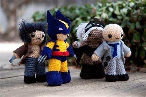 amigurumi wolverine pattern pin by kristi mari on crochet amigurumi pinterest