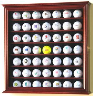 golf ball display cabinets australia 49 golf ball display case cabinet wall rack holder w 98