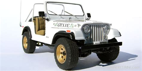 Dukes Of Hazzard Jeep Dukes Of Hazzard Tv Jeep By Spencer1984 On Deviantart