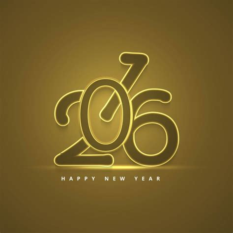 new year 2016 vector free gold new year 2016 background vector free