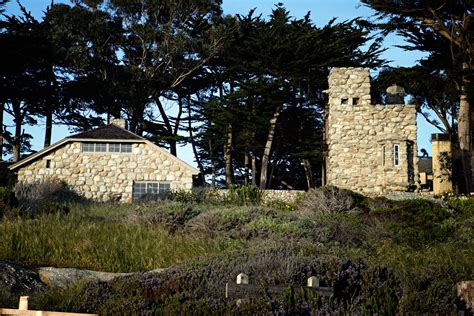tor house carmel robinson jeffers carmel big sur california
