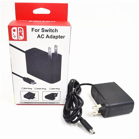Ac Power Adapter Charger For Nintendo Switch Termurah aliexpress buy travel charger adapter ac power