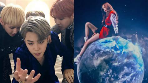 blackpink dan bts video check out this awesome bts black pink mashup