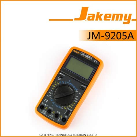 Jakemy Digital Multimeter Jm 9205a 3 jakemy digital multimeter jm 9205a jakartanotebook