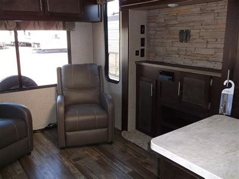 Room In Room Trailer 304r Rear Living Room Travel Trailer With