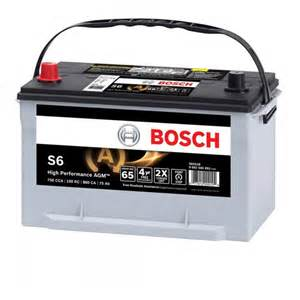 bosch 174 chevy malibu 2014 s6 high performance agm battery