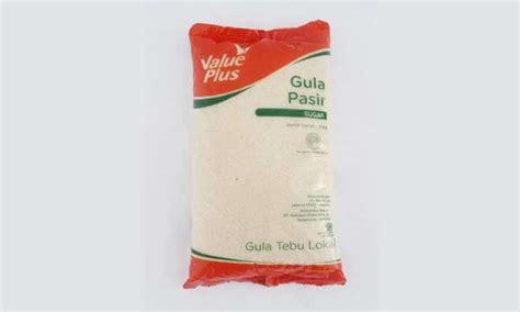 Gula Pasir 250 Gram kemasan gula pasir bantal